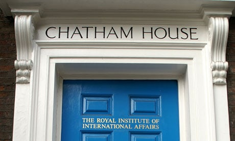 The Chatham House Royal Institute of international affairs